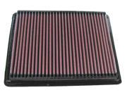 K&N Filters Air Filter 9SIA4PE1HR7525