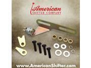 American Shifter Neutral Safety Switch Back Up Light Bracket Kit ASCBK028