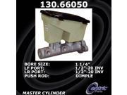 Centric Brake Master Cylinder 130.66050