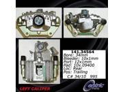 Centric Disc Brake Caliper 142.34563
