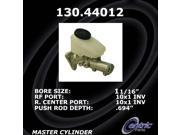 Centric Brake Master Cylinder 130.44012