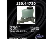 Centric Brake Master Cylinder 130.44720