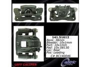 Centric Disc Brake Caliper 142.51611
