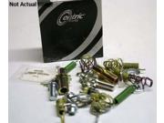 Centric Parking Brake Hardware Kit 118.50007