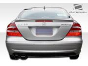 2003-2009 Mercedes Benz CLK W209 Duraflex AMG Style Rear Bumper (excludes 2003 convertible) 103087