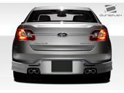 2010-2012 Ford Taurus Duraflex Racer Rear Lip 107627