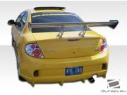 2000-2002 Dodge Neon Duraflex Vader Rear Bumper 100027
