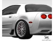 1997-2004 Chevrolet Corvette Duraflex ZR Edition Rear Fenders 107033