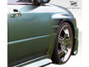 2002-2003 Subaru Impreza Duraflex GT Concept Fenders 104203