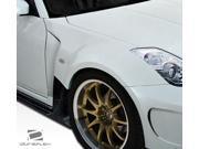 2003-2009 Nissan 350Z Duraflex AM-S Wide Body Front Fenders 107228
