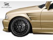 1999-2001 BMW 3 Series E46 2DR Duraflex Executive Fenders 106164