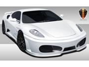 2005-2009 Ferrari F430 Duraflex Eros Version 1 Kit- 5 Pieces 107957