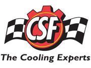 CSF Radiator  Plastic Tanks & Aluminum Core 3645