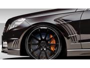 2010-2013 Mercedes E Class W212 Eros Version 1 Fenders - 2 Piece