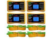 Save A Battery 6 & 12 Volt 25 Watt Vehicle Battery Maintainer & Tester Multi-Pack 8249