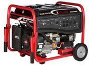 A-iPower SU5750E 5,750W/5,250W Generator - Gasoline w/ E-Starter, 14 Ah Battery and Digital Meter