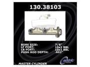 Centric Brake Master Cylinder 130.38103