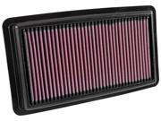K&N 33-5041 Replacement Air Filter 9SIA7J04UH4647