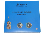 Merano 4 4 Size Double Bass String Set