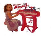 36 Key Musical Insturment Electronic Keyboard (Pink)