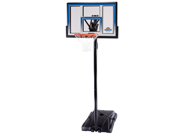 Lifetime 51550 Portable Basketball Hoop with 48'' Shatterproof Fusion Backboard