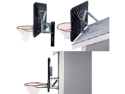Lifetime 9594 Universal Basketball Backboard and Rim Mounting Bracket