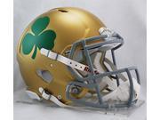 Notre Dame Fighting Irish Revolution Speed Pro Line Helmet - Shamrock