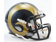 St. Louis Rams Speed Mini Helmet