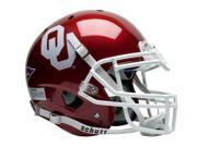 Oklahoma Sooners Schutt XP Authentic Full Size Helmet