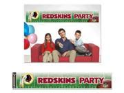 Washington Redskins Party Banner 9SIA00Y45D4334