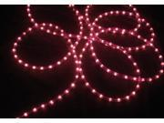 100' Purple Commercial Grade Christmas Rope Light On Spool