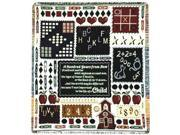 """""""A Hundred Years From Now"""" Teacher Inspirational Afghan Throw Blanket 48"""" x 60"""""""