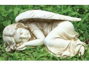 "12"" St Joseph's Religious Sleeping Guardian Angel Outdoor Patio Figure"