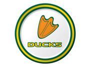 "Club Pack of 96 NCAA University of Oregon Ducks Paper Party Luncheon Plates 7"""""" 9SIA09A48F8498"