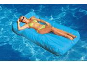 """72"""""""" Vibrant Tropical Blue SunSoft Inflatable Swimming Pool Mattress Lounger Float"""" 9SIA09A4436909"""