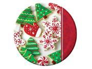 "Club Pack of 96 Holiday Treats Disposable Paper Party Dinner Plates 9"""""" 9SIA09A3BK7914"