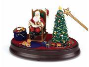 Mr Christmas Magical Night Before Christmas Musical Table Top Decoration 79705 image