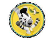 """Club Pack of 96 Zou Premium Disposable Paper Party Lunch Plates 7"""""""""""" 9SIA09A48F7577"""