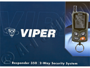 Viper Responder 350 2-Way Security Alarm System