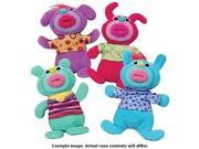 Meet the interactive, free-spirited Sing-a-ma-jigs Plush! Each Sing-a-ma-jigs Plush features three modes of play