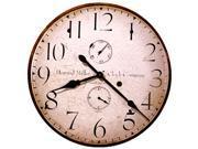 Howard Miller - Original Howard Miller - IV Wall Clock