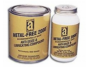 Anti-Seize 20018-CS METAL-FREE 1 lb. Brush Top, 12/Case
