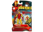 Marvel Iron Man 2 Comic Series Action Figure - Classic Armor Iron Man with Blast Off 9SIA0R957Y5181