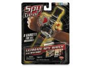 Wild Planet Spy Gear Ultimate Spy Watch 9SIV16A66W2741
