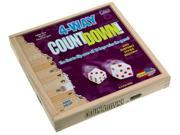 countdown wooden game