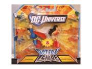 DC Universe Action League Mini Figure, Superman vs Wonder Woman - 2 per Package 9SIV16A6715296