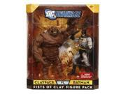 Batman vs Clayface DC Universe Classics 2-Pack Figure 9SIV16A6739487