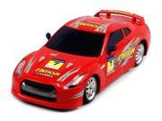 DRIFT NONSTOP Electric Full Function 1:24 Nissan GTR 4WD RTR RC Drift Car (Colors May Vary)