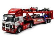 Champion Race Track Trailer Electric RC Truck Ready To Run RTR, BIG Size, w/ Toy Formula 1 Cars