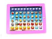 "Study Pad' 10"" Toy Computer PC Tablet for Kids, Learn & Play, Read About Letters/Numbers, Pass Comprehensive Tests (Colors May Vary)"